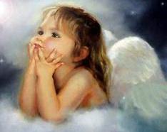Ангелочек мой